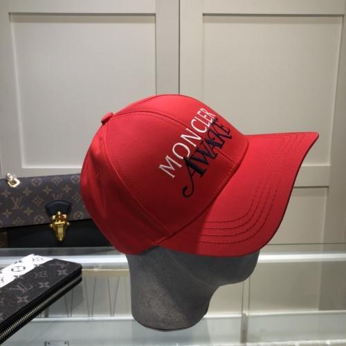 Replica Moncler Caps #857089 $27.00 USD for Wholesale