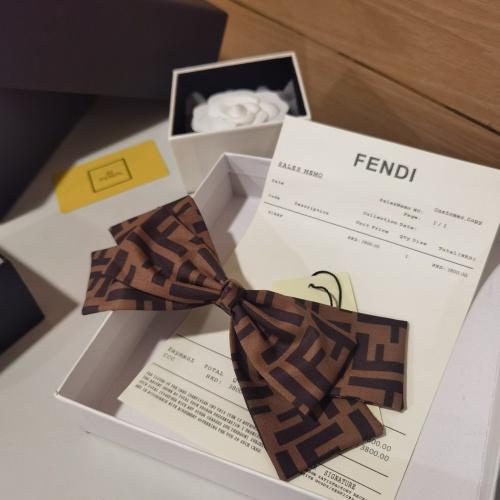 Replica Fendi Headband #857108 $32.00 USD for Wholesale
