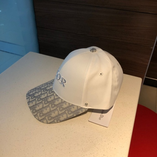 Replica Christian Dior Caps #857120 $32.00 USD for Wholesale