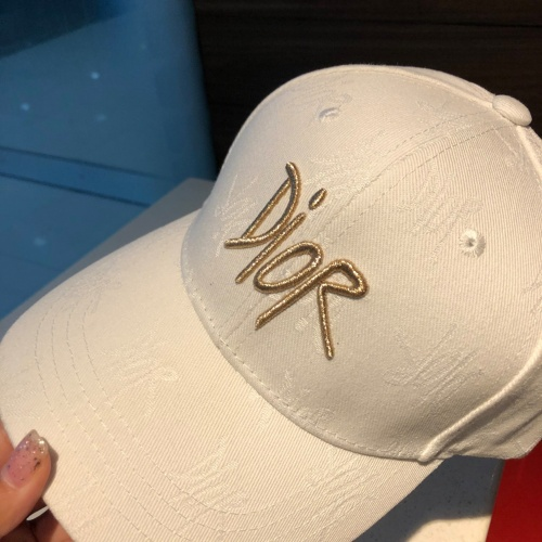 Christian Dior Caps #857123 $32.00 USD, Wholesale Replica Christian Dior Caps