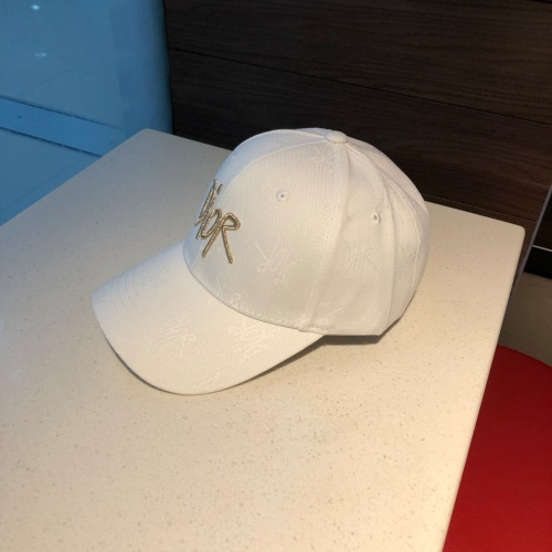 Replica Christian Dior Caps #857123 $32.00 USD for Wholesale