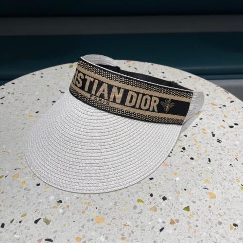 Replica Christian Dior Caps #857140 $36.00 USD for Wholesale