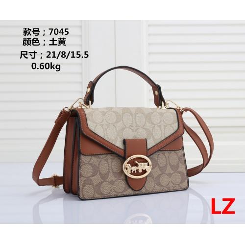Coach Messenger Bag #857245