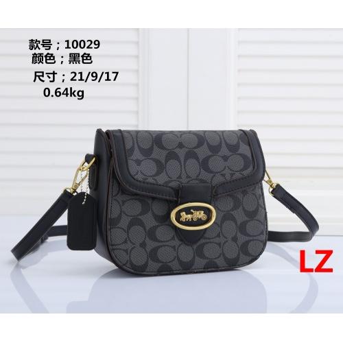 Coach Messenger Bag #857256
