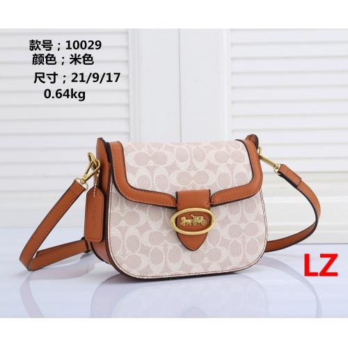 Coach Messenger Bag #857258