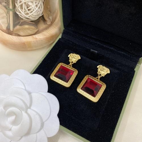 Versace Earrings #857281
