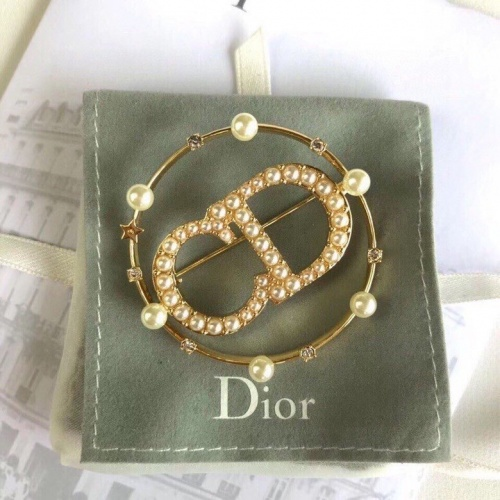 Christian Dior Brooches #857297