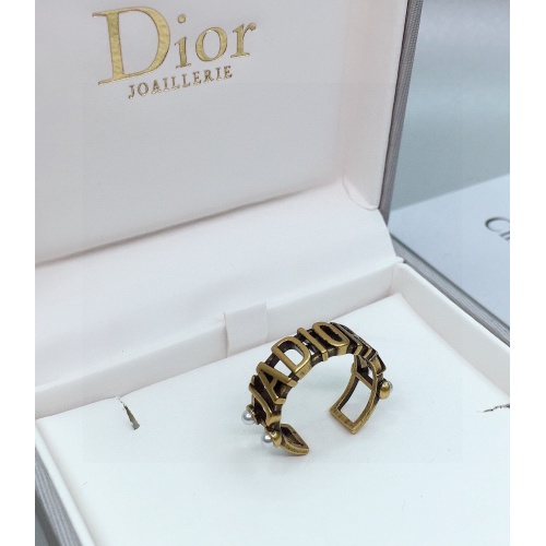 Christian Dior Ring #857309