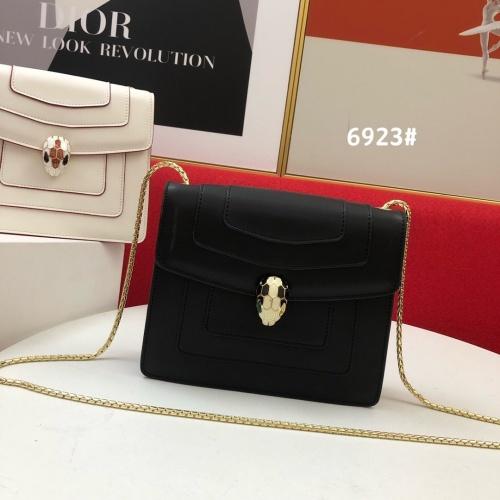 Bvlgari AAA Messenger Bags For Women #857331
