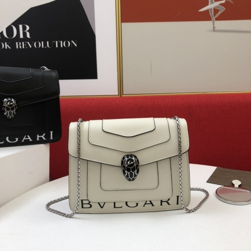 Bvlgari AAA Messenger Bags For Women #857332