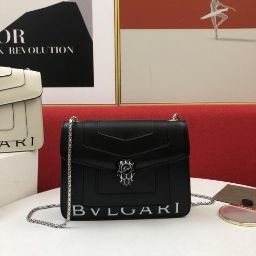Bvlgari AAA Messenger Bags For Women #857333