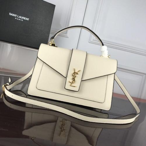 Yves Saint Laurent YSL AAA Messenger Bags For Women #857334