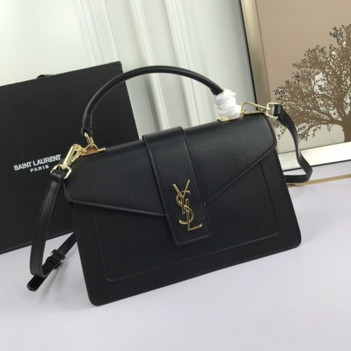 Yves Saint Laurent YSL AAA Messenger Bags For Women #857336