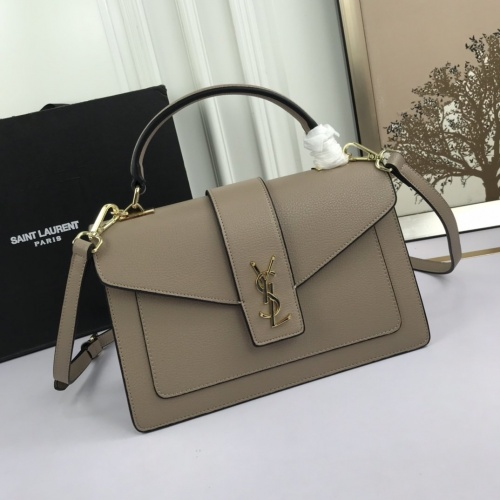 Yves Saint Laurent YSL AAA Messenger Bags For Women #857338