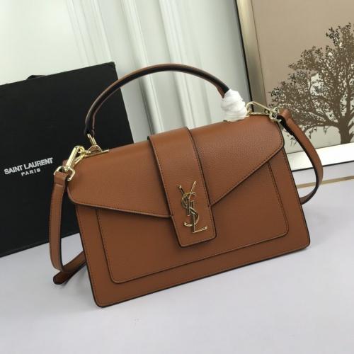 Yves Saint Laurent YSL AAA Messenger Bags For Women #857340