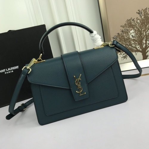 Yves Saint Laurent YSL AAA Messenger Bags For Women #857341