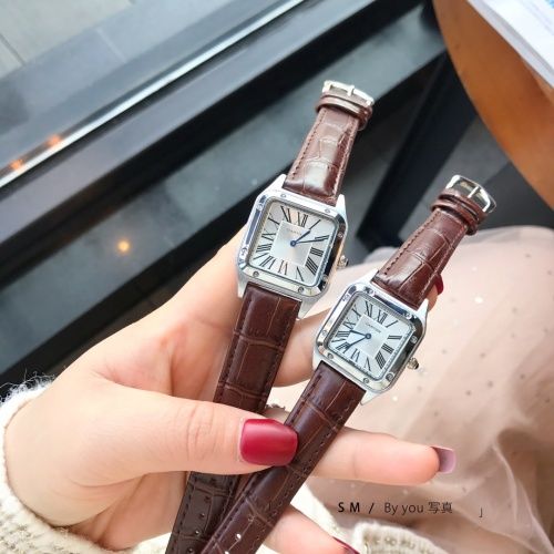 Cartier Watches For Women #857385 $29.00 USD, Wholesale Replica Cartier Watches