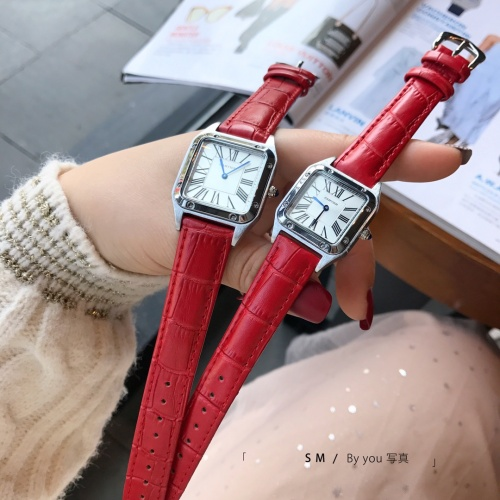 Cartier Watches For Women #857389 $29.00 USD, Wholesale Replica Cartier Watches