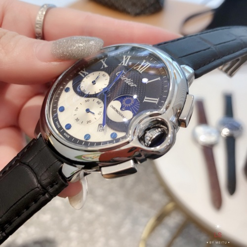 Replica Cartier Watches For Men #857396 $41.00 USD for Wholesale