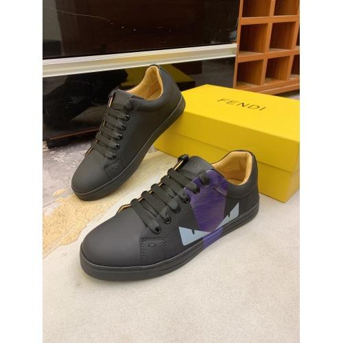 Fendi Casual Shoes For Men #857457