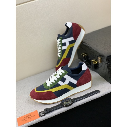 Hermes Casual Shoes For Men #857480
