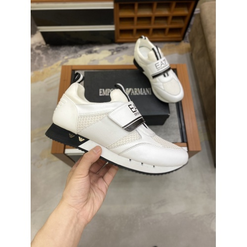 Armani Casual Shoes For Men #857505