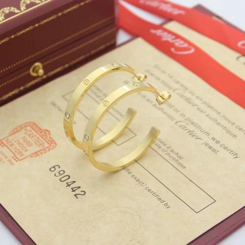 Cartier Earring #857588