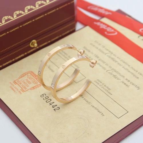 Cartier Earring #857589