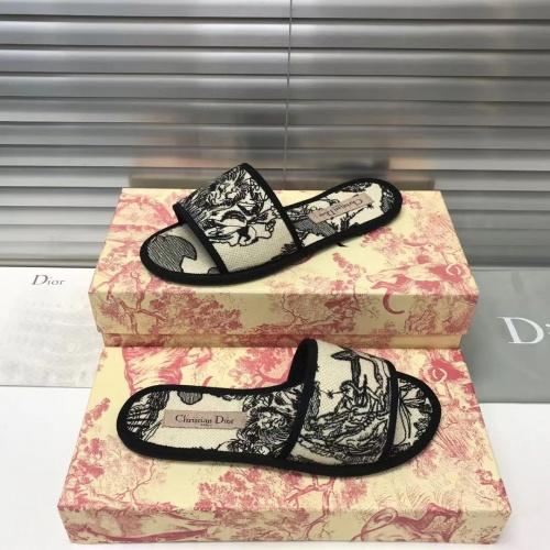 Christian Dior Slippers For Women #857654