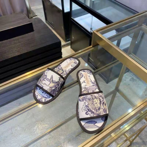 Christian Dior Slippers For Women #857670