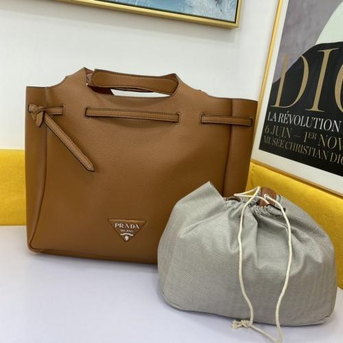Prada AAA Quality Handbags For Women #857677