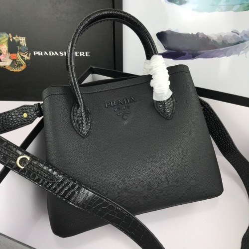 Prada AAA Quality Handbags For Women #857686