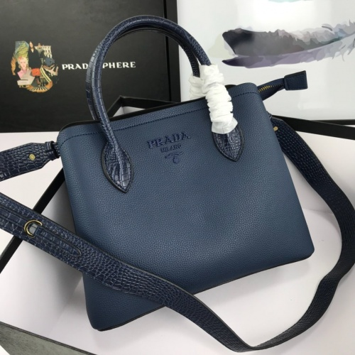 Prada AAA Quality Handbags For Women #857689