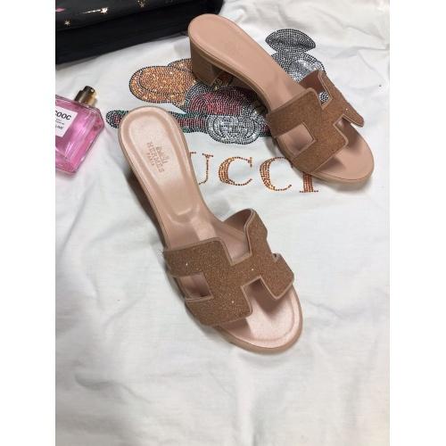 Hermes Slippers For Women #857693