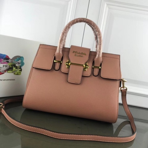 Prada AAA Quality Handbags For Women #857695