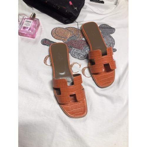 Hermes Slippers For Women #857706