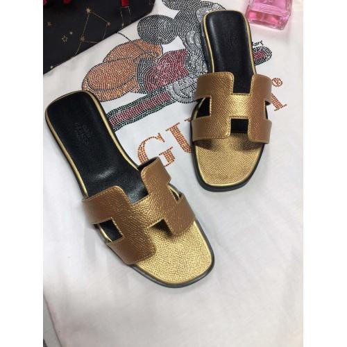 Hermes Slippers For Women #857727