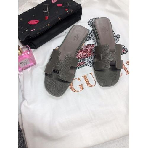 Hermes Slippers For Women #857729