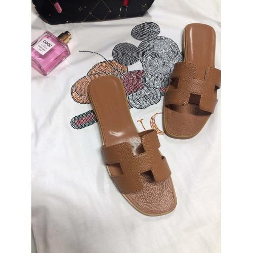 Hermes Slippers For Women #857732