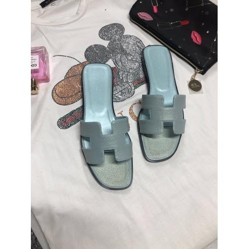 Hermes Slippers For Women #857740