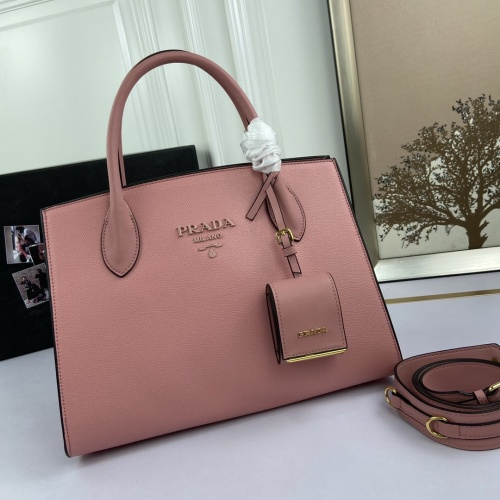 Prada AAA Quality Handbags For Women #857745