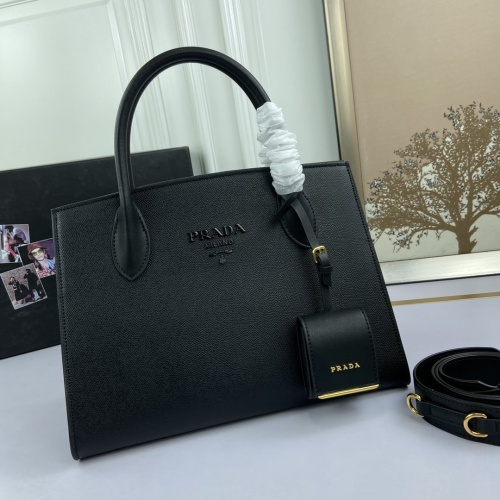 Prada AAA Quality Handbags For Women #857747