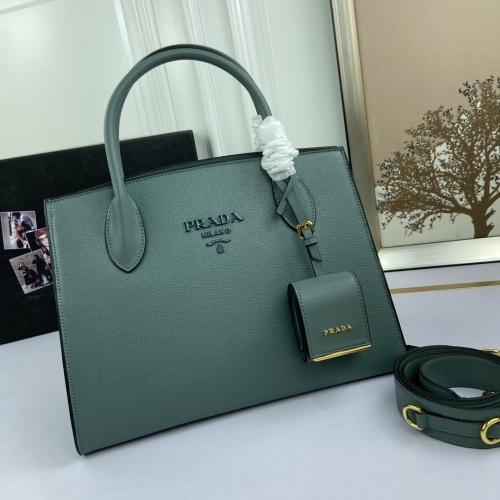 Prada AAA Quality Handbags For Women #857750