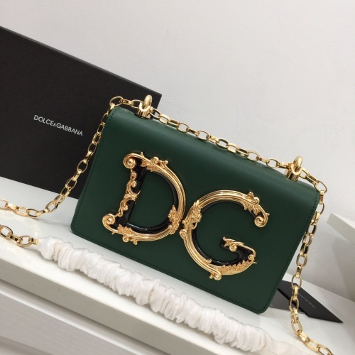 Dolce & Gabbana D&G AAA Quality Messenger Bags For Women #857776