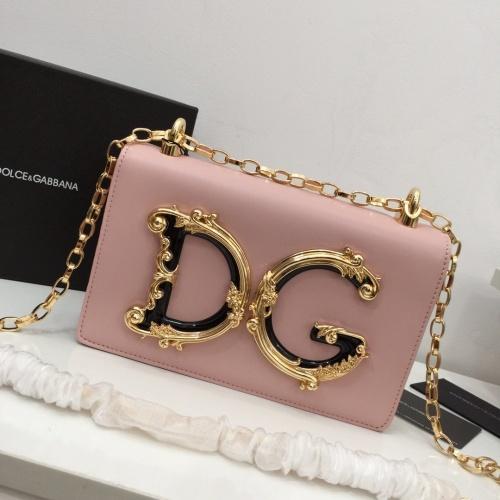 Dolce & Gabbana D&G AAA Quality Messenger Bags For Women #857778