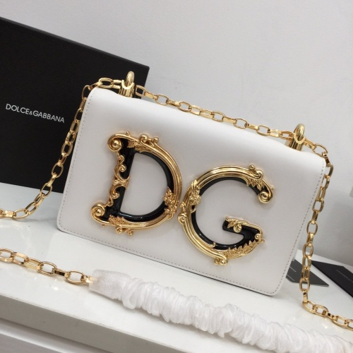 Dolce & Gabbana D&G AAA Quality Messenger Bags For Women #857783