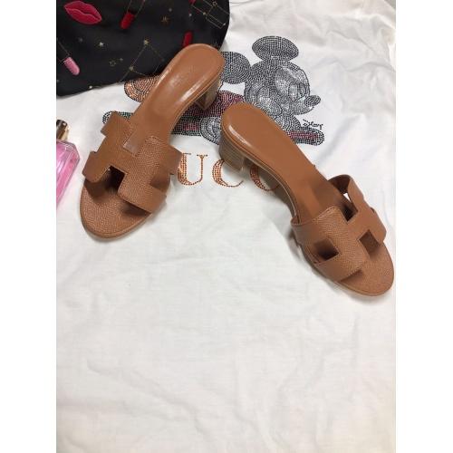 Hermes Slippers For Women #857811