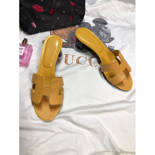 Hermes Slippers For Women #857820