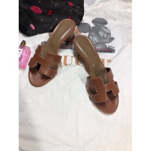 Hermes Slippers For Women #857824