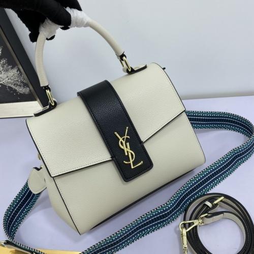 Yves Saint Laurent YSL AAA Messenger Bags For Women #857829